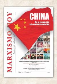 China: De la revolución a la contrarrevolución