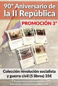 90º Aniversario de la Segunda República. PROMOCIÓN 3