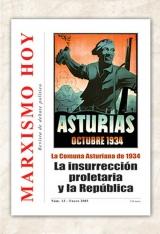 La comuna asturiana de 1934. La insurrección proletaria