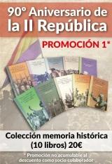 90º Aniversario de la Segunda República. PROMOCIÓN 1